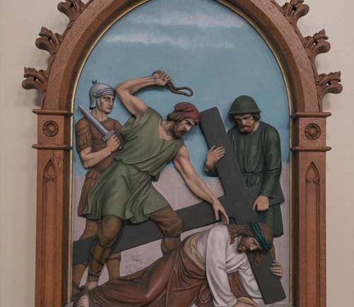 Messageofthecrosschurch Org: St Joseph's Church Exhibition
